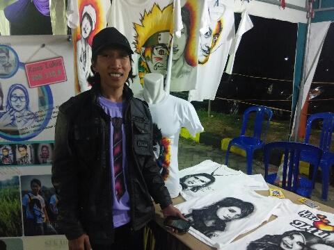 Omset Hari Pertama Bazar KWG Tembus 18,5 Juta