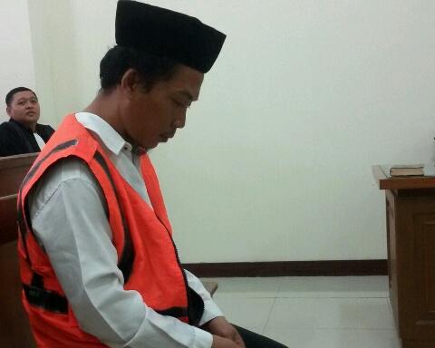 Bapak Bejat Dihukum 15 Th Penjara