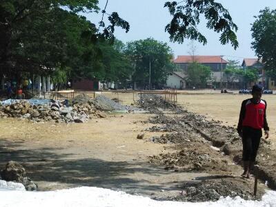 Stadion Sidayu Ditolak Warga