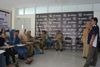 MDMC Adakan Pelatihan Kedaruratan Bencana