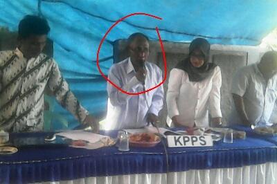 Ketua KPPS Meninggal Saat Buka  Acara Coblosan