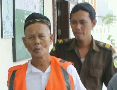 Eksepsi Sulkan Ditolak Hakim