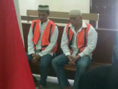 Pencuri Ban Serep Divonis 6 Bulan