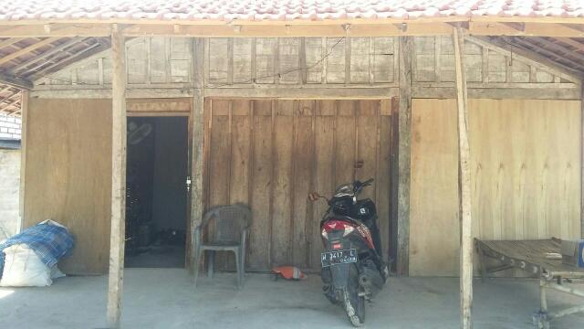 Lokasi Pencurian di desa Sumurber Panceng.