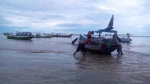 perahu-dangkal