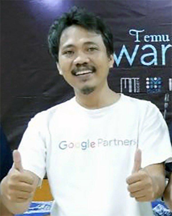 Zainal Arifin CEO matadigital.net